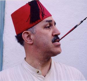 Prez in the Fez