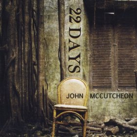 John-McCutcheon-22-Days-album-cover