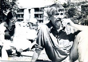 sm Dan Berrigan 1977
