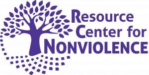 Resource Center for Nonviolence logo large